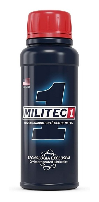 Militec-1 Moto 100% Original Frasco 40 Ml