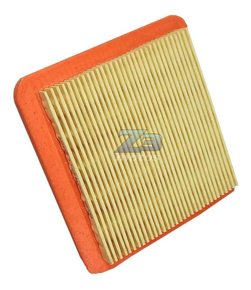 Filtro Ar Biz 125 2006 Até 2010 Tecfil