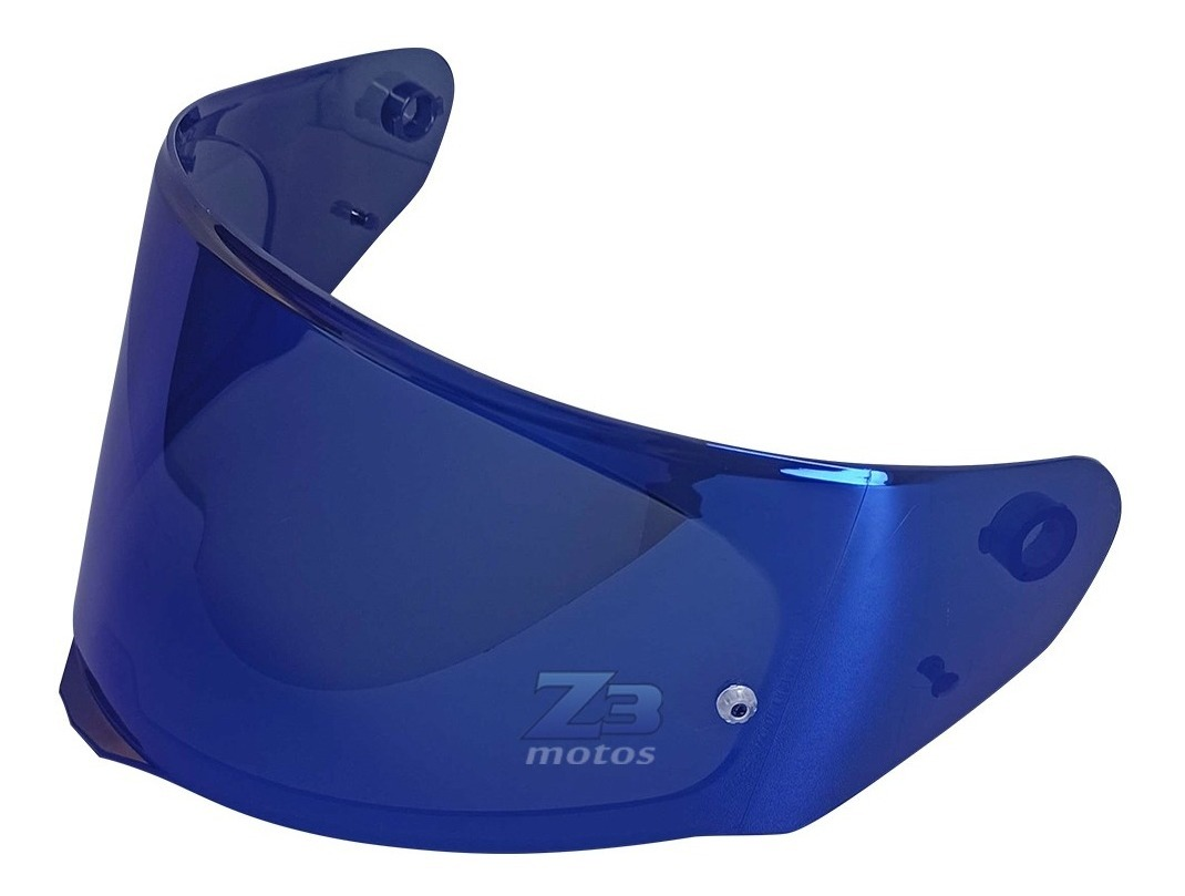 Viseira Original Capacete LS2 FF320/FF353 Iridium Azul