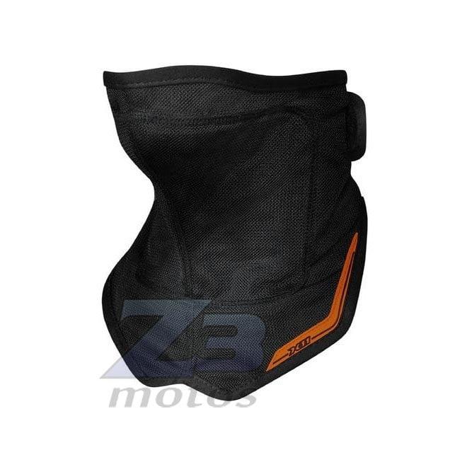 Protetor de Pescoço Ventilado X11 Anti-cerol 4 Fios De Ferro Corta Linha