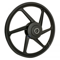 Roda Scud Biz 100 2012/15  Biz 125 Ks Todas 6pontas Adap