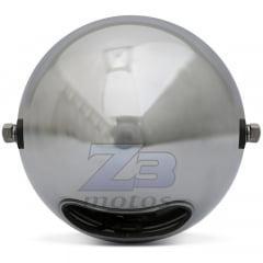 Farol Bloco Optico Completo Suzuki Intruder 125 2002/2016
