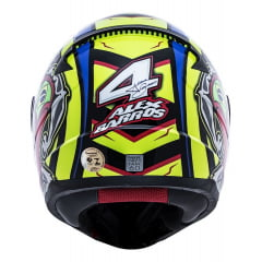 Capacete Ls2 Alex Barros Lançamento 2020 - Z3 Motos