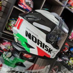 Capacete Norisk Ff302 Soul Grand Prix Italy