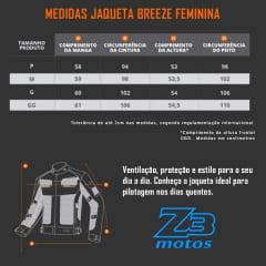 Jaqueta Ventilada X11 Breeze Feminina