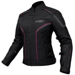 Jaqueta X11 Iron 2 Feminina Impermeável Rosa Street - Top Z3