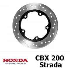 Disco De Freio Dianteiro Da Honda Cbx 200 Strada