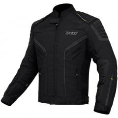 Jaqueta Motoqueiro X11 Iron 2 Impermeável Masculino Preta