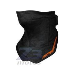Protetor de Pescoço Ventilado X11 Anti-cerol 4 Fios De Ferro Corta Linha Pipa