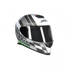 Capacete Axxis Italy Gloss White