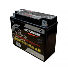 Bateria Motorlight MTX8N-BS 8ah 12,0 Volts