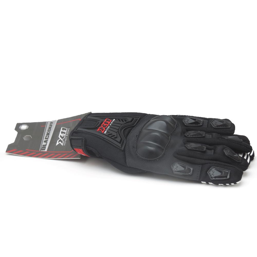 Luvas X11 Blackout Com Protetor